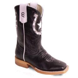 Black-Patent-Boots