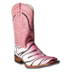 Tiger-Pink-Stingray-Boots