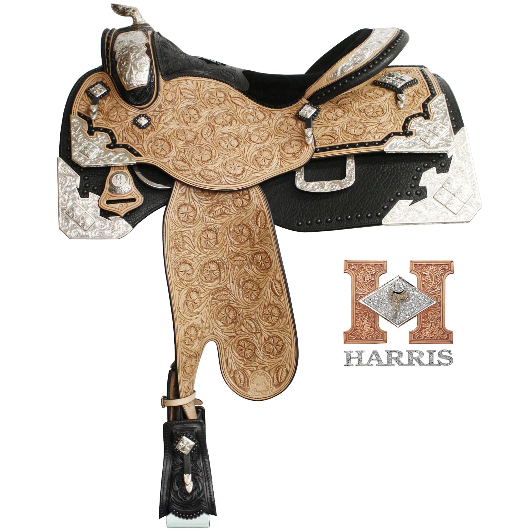 Harris Leather Amp Silverworks Legendary Handmade Saddles