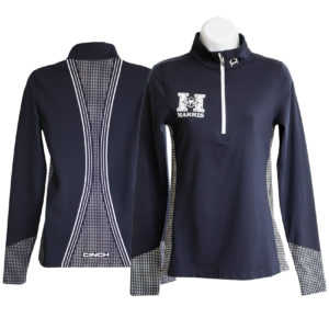 Cinch Athletic Dot Pullover