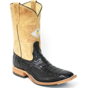 Caiman Ostrich Crossover Boots