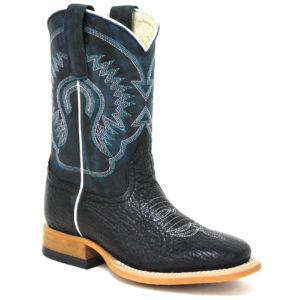 Black Bull Kids Boots