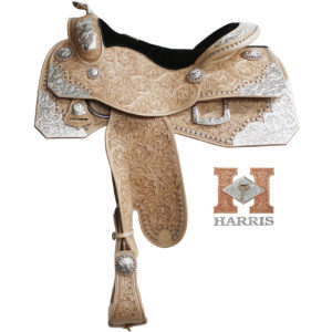 Harris Leather & Silverworks | Legendary Handmade Saddles