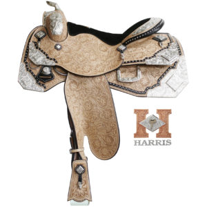 Harris Leather & Silverworks | Legendary Handmade Saddles