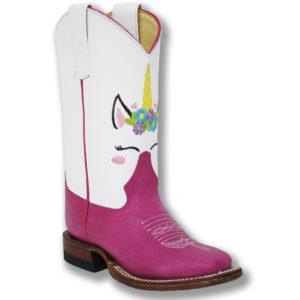 Pink Sensation Kids Boots
