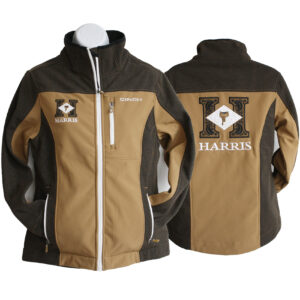 Cinch Color Blocked Bonded Jacket – Brown