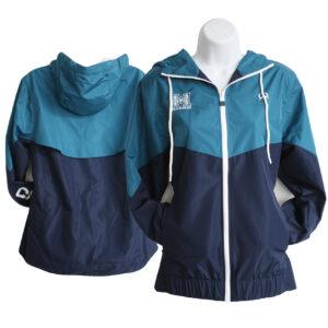 Cinch Hydrographic Rain Jacket