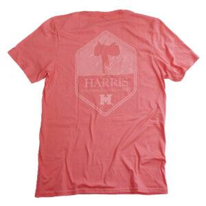 Stratus T-Shirt – Coral